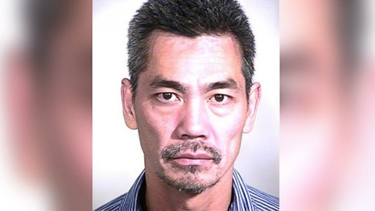 Bac Duong is seen in this photo released by the Orange County Sheriff's Department.