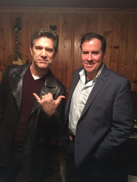 "<div class=""meta image-caption""><div class=""origin-logo origin-image none""><span>none</span></div><span class=""caption-text"">ABC7 News reporter Cornell Barnard poses with San Francisco musician Chris Isaak, who is set to perform Saturday Jan. 30, 2016 at Super Bowl City.</span></div>"