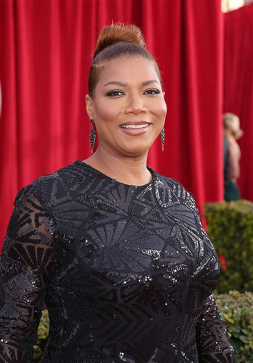 "<div class=""meta image-caption""><div class=""origin-logo origin-image none""><span>none</span></div><span class=""caption-text"">Queen Latifah arrives at the 22nd annual Screen Actors Guild Awards. (Photo by Matt Sayles/Invision/AP) (Photo/Matt Sayles)</span></div>"