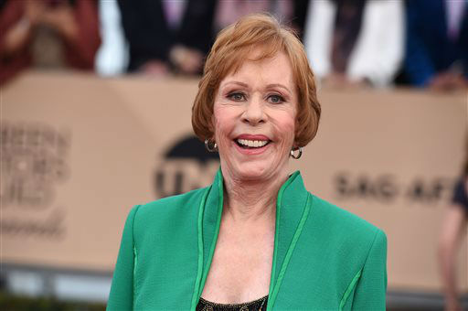 "<div class=""meta image-caption""><div class=""origin-logo origin-image none""><span>none</span></div><span class=""caption-text"">Carol Burnett arrives at the 22nd annual Screen Actors Guild Awards. (Photo by Jordan Strauss/Invision/AP) (Photo/Jordan Strauss)</span></div>"