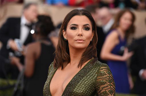 "<div class=""meta image-caption""><div class=""origin-logo origin-image none""><span>none</span></div><span class=""caption-text"">Eva Longoria arrives at the 22nd annual Screen Actors Guild Awards. (Photo by Jordan Strauss/Invision/AP) (Photo/Jordan Strauss)</span></div>"