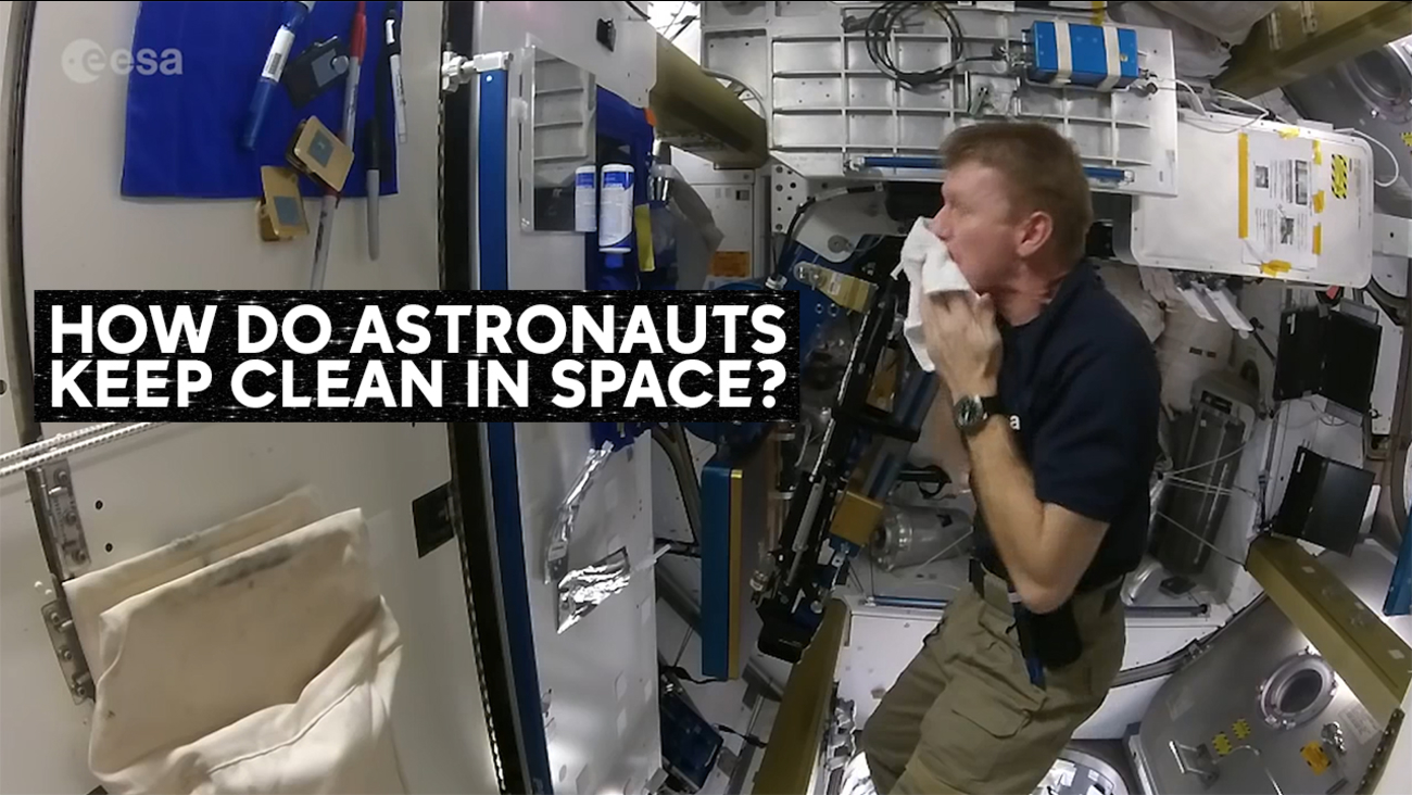 astronauts aboard the international space station - photo #43