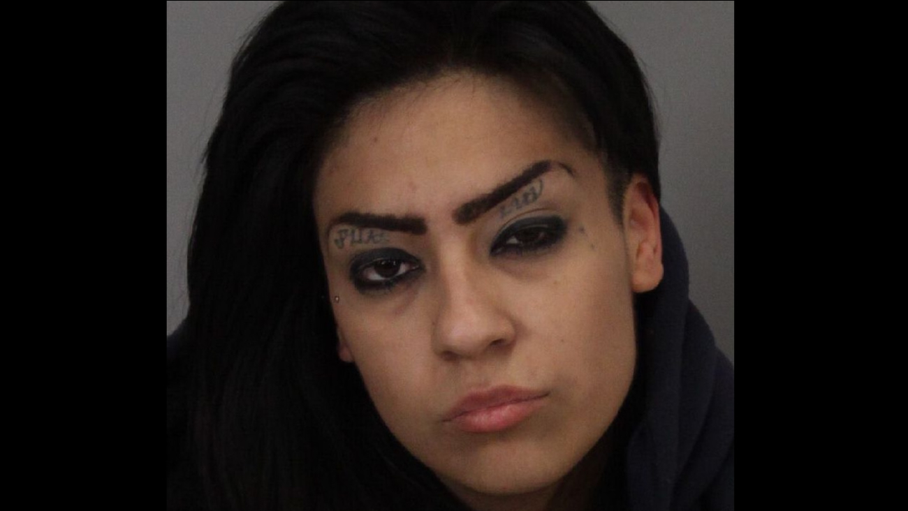 Police say Itse Murillo, 26, has been arrested for allegedly stealing a marked patrol car in Campbell, Calif.
