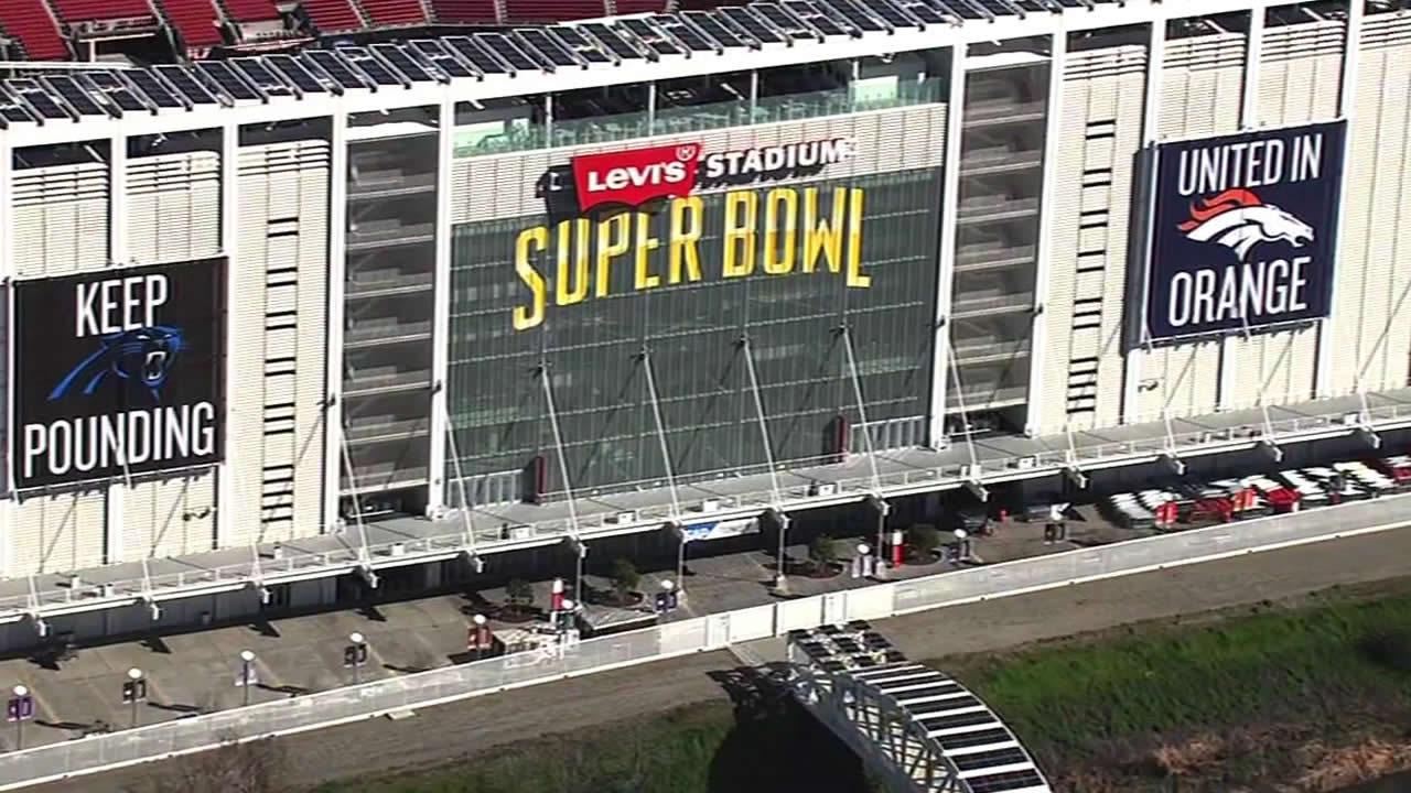 "<div class=""meta image-caption""><div class=""origin-logo origin-image none""><span>none</span></div><span class=""caption-text"">Levi's Stadium preparing for Super Bowl game day on Tuesday, Feb. 2, 2016. (KGO-TV)</span></div>"