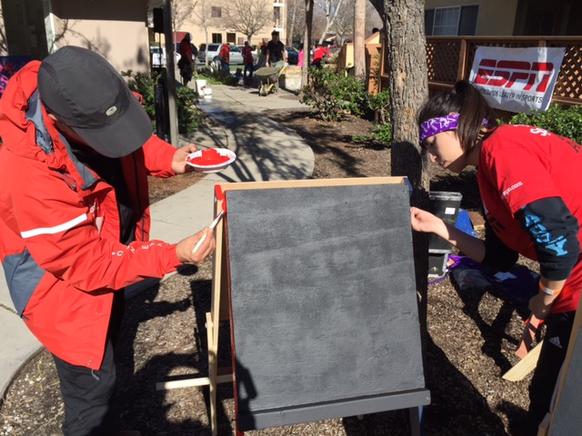 """<div class=""""meta image-caption""""><div class=""""origin-logo origin-image none""""><span>none</span></div><span class=""""caption-text"""">Volunteers are in action at a KaBOOM! playground build in San Jose, Calif. on Tuesday, February 2, 2016. (KGO-TV)</span></div>"""