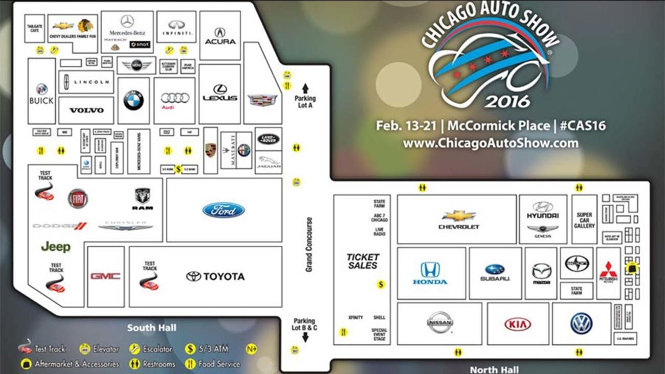 Chicago Auto Show Concept Previews Abc7 Chicago