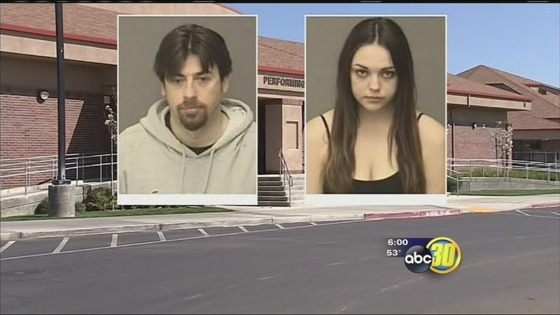 Los Banos teacher and girlfriend arrested on charges for having sex with  student