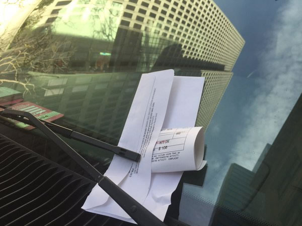 "<div class=""meta image-caption""><div class=""origin-logo origin-image none""><span>none</span></div><span class=""caption-text"">ABC7 News reporter Lyanne Melendez got a parking ticket Feb. 4, 2016 while covering Super Bowl 50 related activities near Super Bowl City in San Francisco. (KGO-TV)</span></div>"