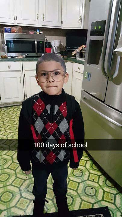 Students celebrate 100 days of school | abc13 com