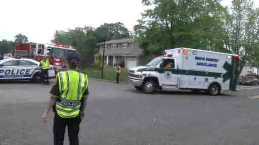 "<div class=""meta image-caption""><div class=""origin-logo origin-image ""><span></span></div><span class=""caption-text"">One person was killed after a small plane crashed in the backyard of a home in East Patchogue.</span></div>"