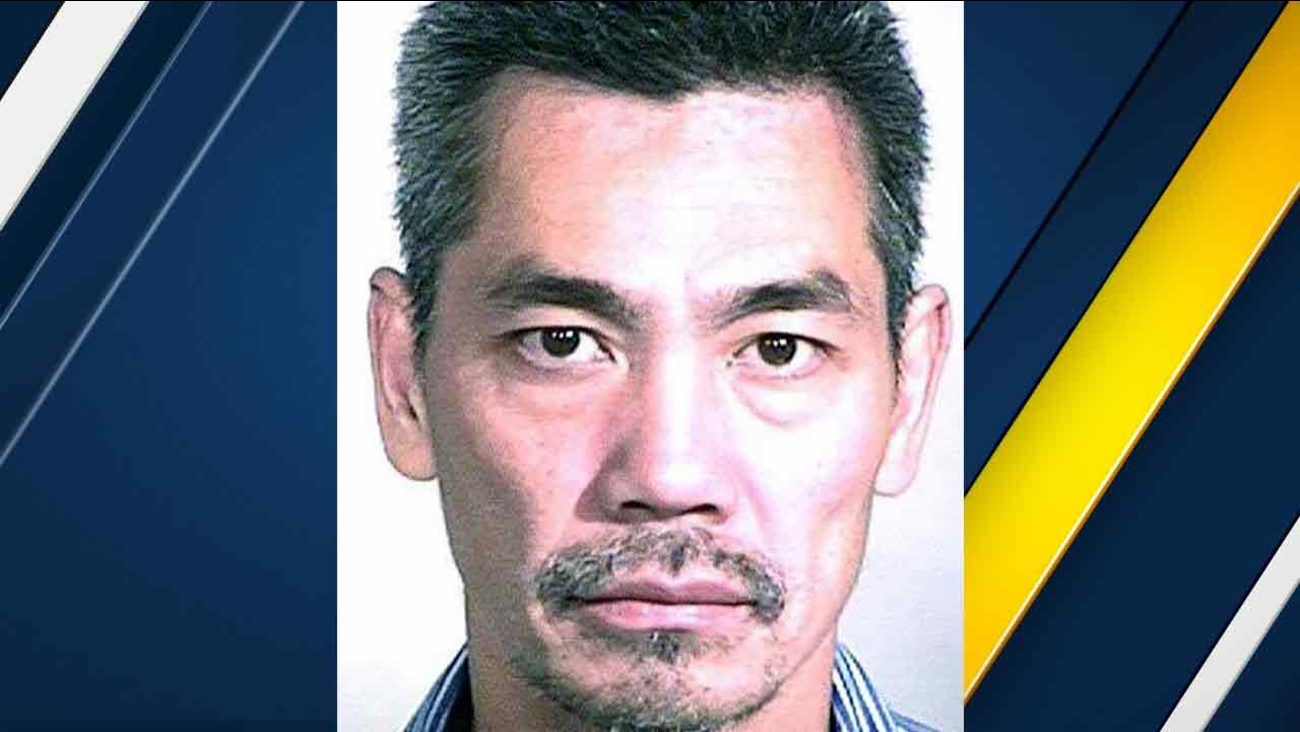 Bac Tien Duong, 43, who escaped the Orange County Central Men's Jail on Friday, Jan. 22, 2016, and later turned himself in.