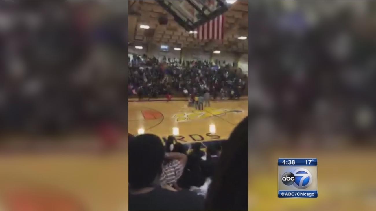 Thornwood students suspended after firecracker senior prank