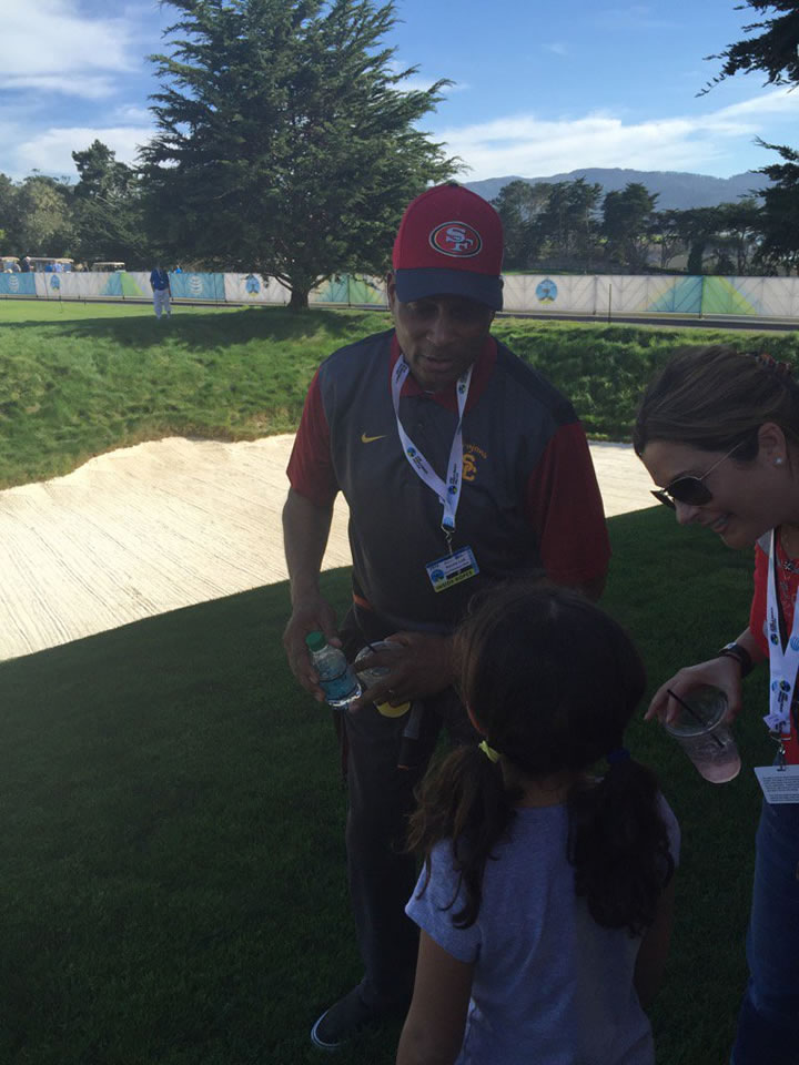 """<div class=""""meta image-caption""""><div class=""""origin-logo origin-image none""""><span>none</span></div><span class=""""caption-text"""">San Francisco 49ers great Ronnie Lott is seen at the AT&T Pebble Beach Pro-Am in Pebble Beach, Calif. on Tuesday, February 9, 2016. (KGO-TV/Mike Shumann)</span></div>"""