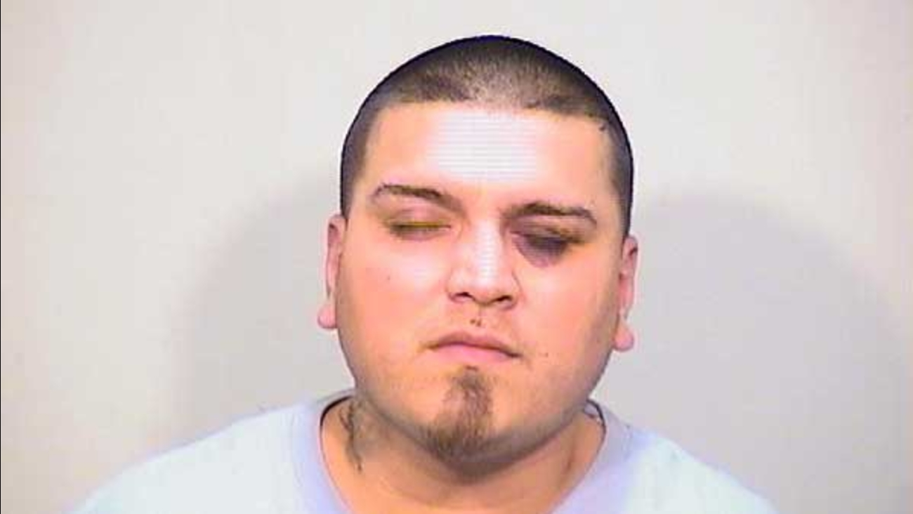 Eric Bickwermert, 27, was charged with firing a gun during a gang fight in Beach Park last month.