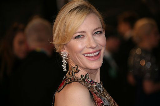 "<div class=""meta image-caption""><div class=""origin-logo origin-image none""><span>none</span></div><span class=""caption-text"">Actress Cate Blanchett poses for photographers upon arrival. (Joel Ryan/Invision)</span></div>"