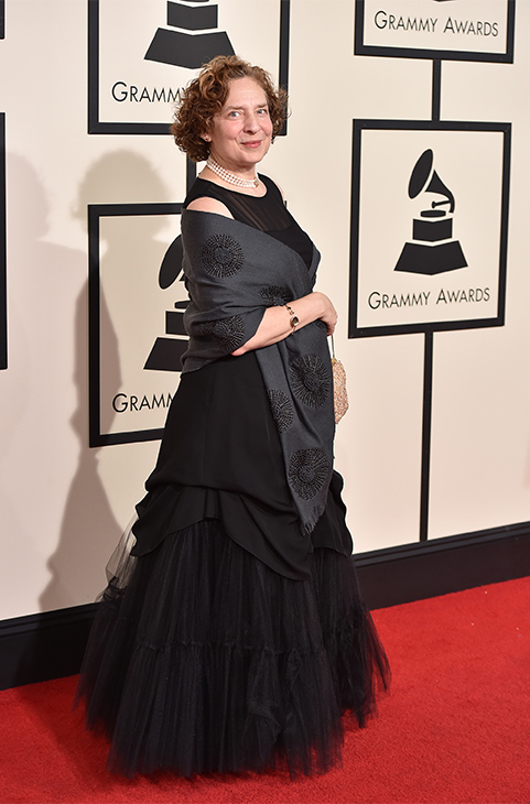 "<div class=""meta image-caption""><div class=""origin-logo origin-image ap""><span>AP</span></div><span class=""caption-text"">Julia Wolfe arrives at the 58th annual GRAMMY Awards at the Staples Center on Monday, Feb. 15, 2016, in Los Angeles. (Jordan Strauss/Invision/AP)</span></div>"