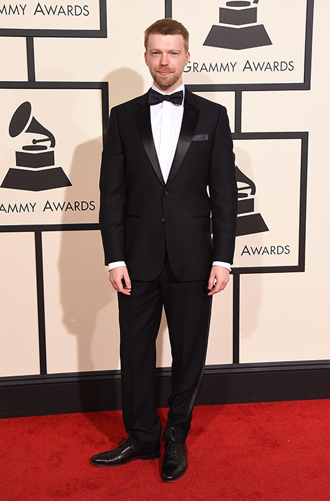 "<div class=""meta image-caption""><div class=""origin-logo origin-image ap""><span>AP</span></div><span class=""caption-text"">Andrew Norman arrives at the 58th annual GRAMMY Awards at the Staples Center on Monday, Feb. 15, 2016, in Los Angeles. (Jordan Strauss/Invision/AP)</span></div>"