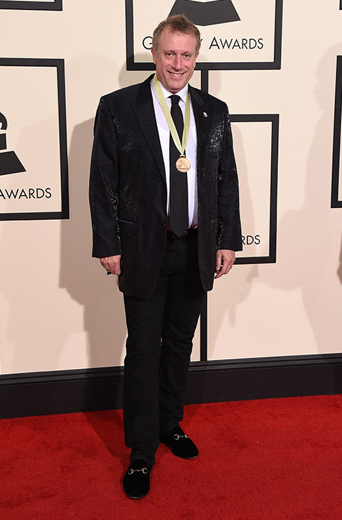 "<div class=""meta image-caption""><div class=""origin-logo origin-image none""><span>none</span></div><span class=""caption-text"">Charles Bruffy arrives at the 58th annual GRAMMY Awards at the Staples Center on Monday, Feb. 15, 2016, in Los Angeles. (Jordan Strauss/Invision/AP)</span></div>"