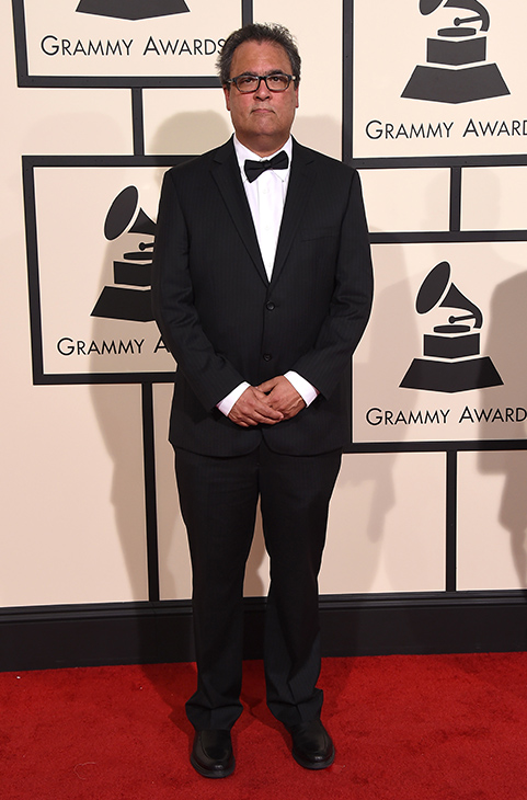 "<div class=""meta image-caption""><div class=""origin-logo origin-image ap""><span>AP</span></div><span class=""caption-text"">David Balakrishnan arrives at the 58th annual GRAMMY Awards at the Staples Center on Monday, Feb. 15, 2016, in Los Angeles. (Jordan Strauss/Invision/AP)</span></div>"