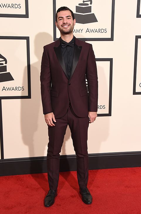 "<div class=""meta image-caption""><div class=""origin-logo origin-image ap""><span>AP</span></div><span class=""caption-text"">Andrew Cedar arrives at the 58th annual GRAMMY Awards at the Staples Center on Monday, Feb. 15, 2016, in Los Angeles. (Jordan Strauss/Invision/AP)</span></div>"