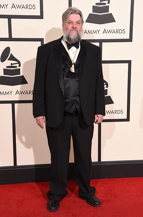 "<div class=""meta image-caption""><div class=""origin-logo origin-image ap""><span>AP</span></div><span class=""caption-text"">Jeff Place arrives at the 58th annual GRAMMY Awards at the Staples Center on Monday, Feb. 15, 2016, in Los Angeles. (Jordan Strauss/Invision/AP)</span></div>"
