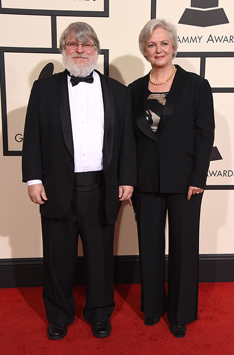 "<div class=""meta image-caption""><div class=""origin-logo origin-image ap""><span>AP</span></div><span class=""caption-text"">Paul Odette, left, and Renate Wolter Seevers arrive at the 58th annual GRAMMY Awards at the Staples Center on Monday, Feb. 15, 2016, in Los Angeles. (Jordan Strauss/Invision/AP)</span></div>"