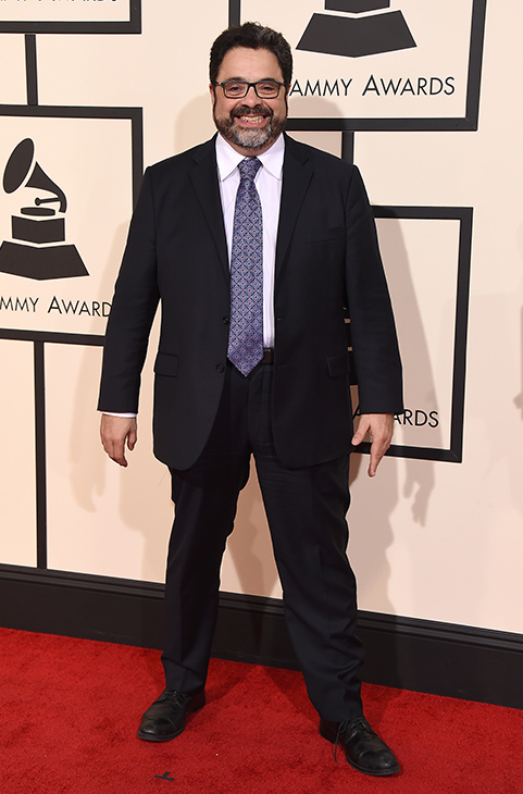 "<div class=""meta image-caption""><div class=""origin-logo origin-image ap""><span>AP</span></div><span class=""caption-text"">Arturo O'Farrill arrives at the 58th annual GRAMMY Awards at the Staples Center on Monday, Feb. 15, 2016, in Los Angeles. (Jordan Strauss/Invision/AP)</span></div>"