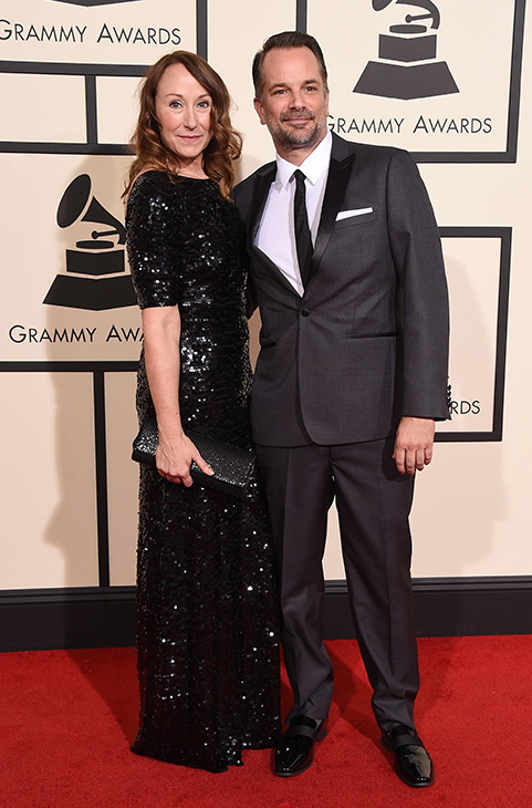 "<div class=""meta image-caption""><div class=""origin-logo origin-image ap""><span>AP</span></div><span class=""caption-text"">Sasha Bozzi, left, and Mike Bozzi arrive at the 58th annual GRAMMY Awards at the Staples Center on Monday, Feb. 15, 2016, in Los Angeles. (Jordan Strauss/Invision/AP)</span></div>"
