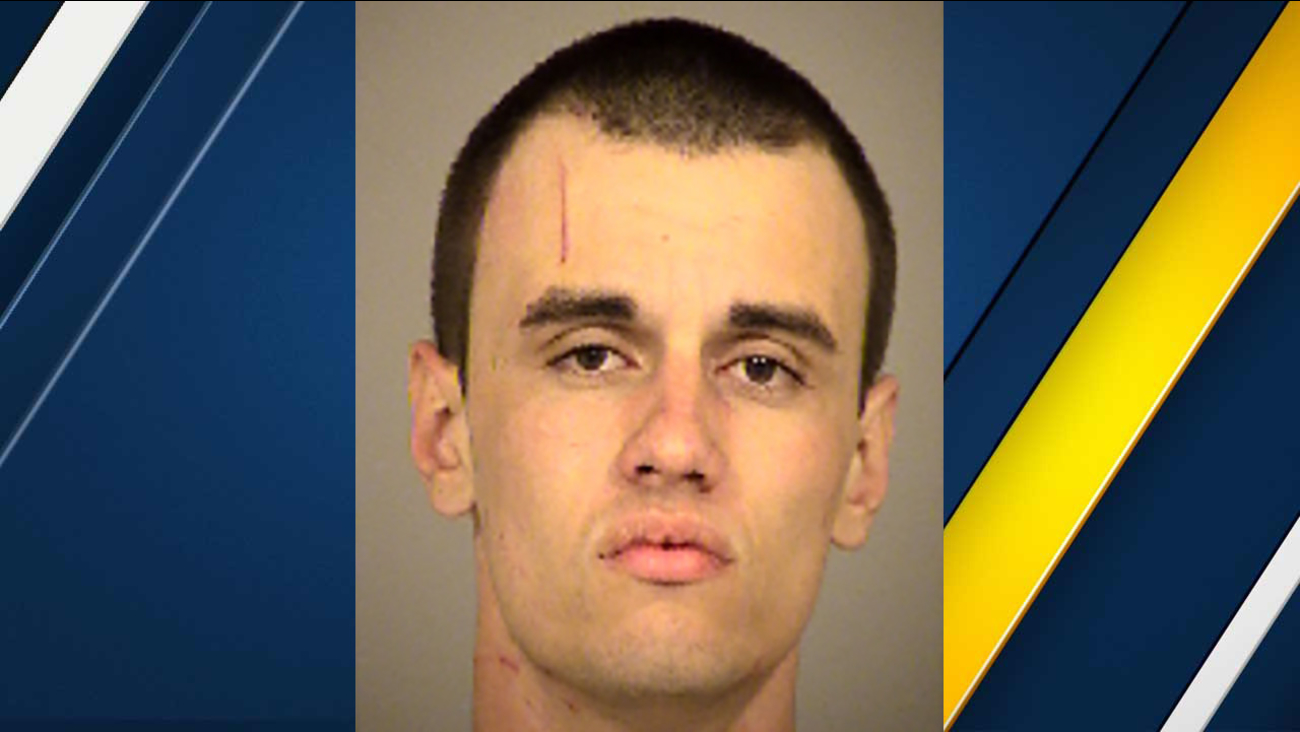 Caleb Bauer, 19, of Simi Valley was arrested on suspicion of kidnapping and robbery on Friday, Feb. 12, 2016.