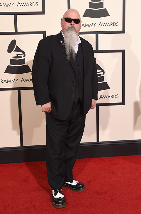 "<div class=""meta image-caption""><div class=""origin-logo origin-image ap""><span>AP</span></div><span class=""caption-text"">Vance Powell arrives at the 58th annual GRAMMY Awards at the Staples Center on Monday, Feb. 15, 2016, in Los Angeles. (Jordan Strauss/Invision/AP)</span></div>"