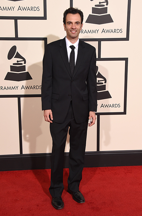 "<div class=""meta image-caption""><div class=""origin-logo origin-image none""><span>none</span></div><span class=""caption-text"">Jorge Vivo arrives at the 58th annual GRAMMY Awards at the Staples Center on Monday, Feb. 15, 2016, in Los Angeles. (Jordan Strauss/Invision/AP)</span></div>"