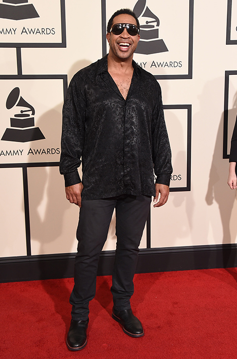 "<div class=""meta image-caption""><div class=""origin-logo origin-image ap""><span>AP</span></div><span class=""caption-text"">John Marshal Jones arrives at the 58th annual GRAMMY Awards at the Staples Center on Monday, Feb. 15, 2016, in Los Angeles. (Jordan Strauss/Invision/AP)</span></div>"