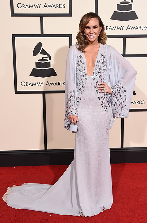 "<div class=""meta image-caption""><div class=""origin-logo origin-image ap""><span>AP</span></div><span class=""caption-text"">Keltie Knight arrives at the 58th annual Grammy Awards at the Staples Center on Monday, Feb. 15, 2016, in Los Angeles. (Jordan Strauss/Invision/AP)</span></div>"