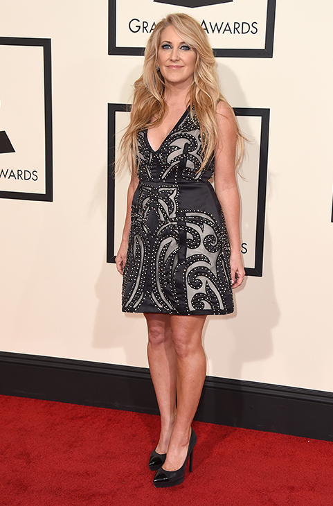 "<div class=""meta image-caption""><div class=""origin-logo origin-image ap""><span>AP</span></div><span class=""caption-text"">Lee Ann Womack arrives at the 58th annual Grammy Awards at the Staples Center on Monday, Feb. 15, 2016, in Los Angeles. (Jordan Strauss/Invision/AP)</span></div>"
