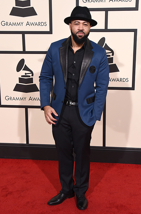 "<div class=""meta image-caption""><div class=""origin-logo origin-image ap""><span>AP</span></div><span class=""caption-text"">Jim Beanz arrives at the 58th annual Grammy Awards at the Staples Center on Monday, Feb. 15, 2016, in Los Angeles. (Jordan Strauss/Invision/AP)</span></div>"