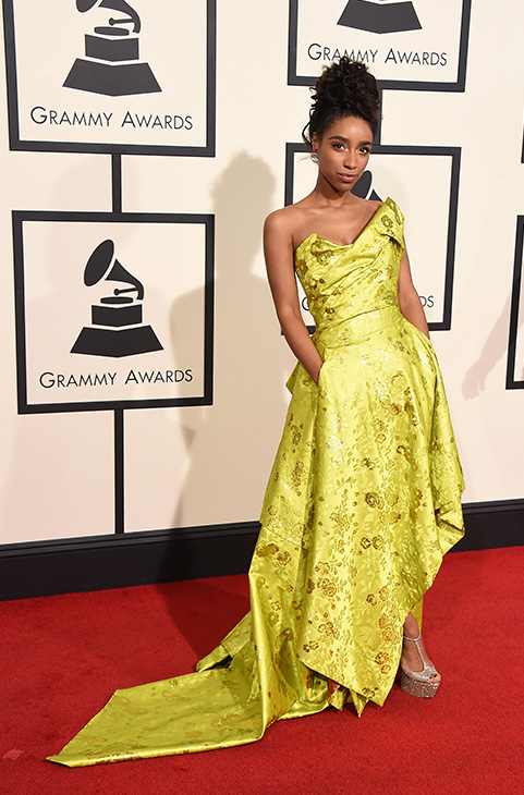 "<div class=""meta image-caption""><div class=""origin-logo origin-image ap""><span>AP</span></div><span class=""caption-text"">Lianne La Havas arrives at the 58th annual Grammy Awards at the Staples Center on Monday, Feb. 15, 2016, in Los Angeles. (Jordan Strauss/Invision/AP)</span></div>"