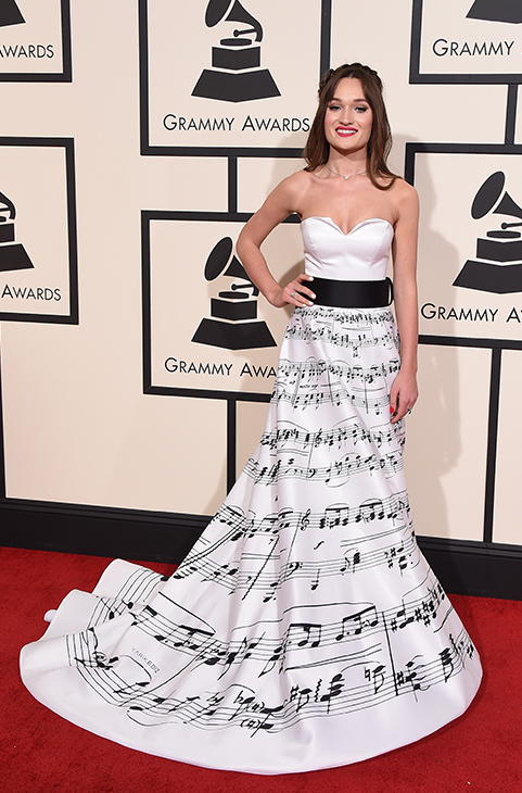 "<div class=""meta image-caption""><div class=""origin-logo origin-image ap""><span>AP</span></div><span class=""caption-text"">Diana Gloster arrives at the 58th annual Grammy Awards at the Staples Center on Monday, Feb. 15, 2016, in Los Angeles. (Jordan Strauss/Invision/AP)</span></div>"