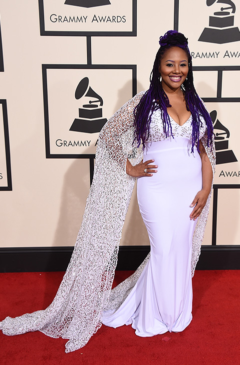 "<div class=""meta image-caption""><div class=""origin-logo origin-image ap""><span>AP</span></div><span class=""caption-text"">Lalah Hathaway arrives at the 58th annual Grammy Awards at the Staples Center on Monday, Feb. 15, 2016, in Los Angeles. (Jordan Strauss/Invision/AP)</span></div>"