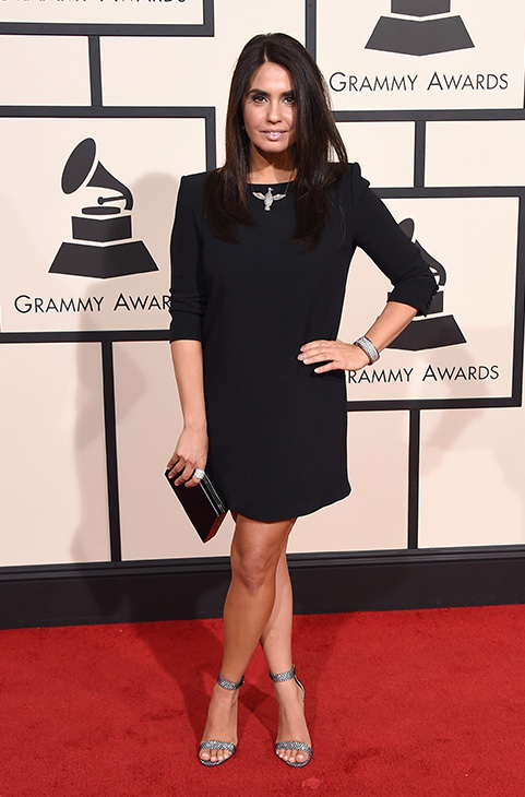 "<div class=""meta image-caption""><div class=""origin-logo origin-image ap""><span>AP</span></div><span class=""caption-text"">Emily Lazar arrives at the 58th annual Grammy Awards at the Staples Center on Monday, Feb. 15, 2016, in Los Angeles. (Jordan Strauss/Invision/AP)</span></div>"