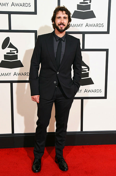 "<div class=""meta image-caption""><div class=""origin-logo origin-image none""><span>none</span></div><span class=""caption-text"">Josh Groban arrives at the 58th annual Grammy Awards at the Staples Center on Monday, Feb. 15, 2016, in Los Angeles. (Jordan Strauss/Invision/AP)</span></div>"
