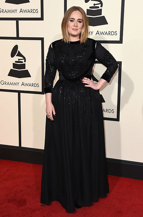 "<div class=""meta image-caption""><div class=""origin-logo origin-image none""><span>none</span></div><span class=""caption-text"">Adele arrives at the 58th annual Grammy Awards at the Staples Center on Monday, Feb. 15, 2016, in Los Angeles. (Jordan Strauss/Invision/AP)</span></div>"