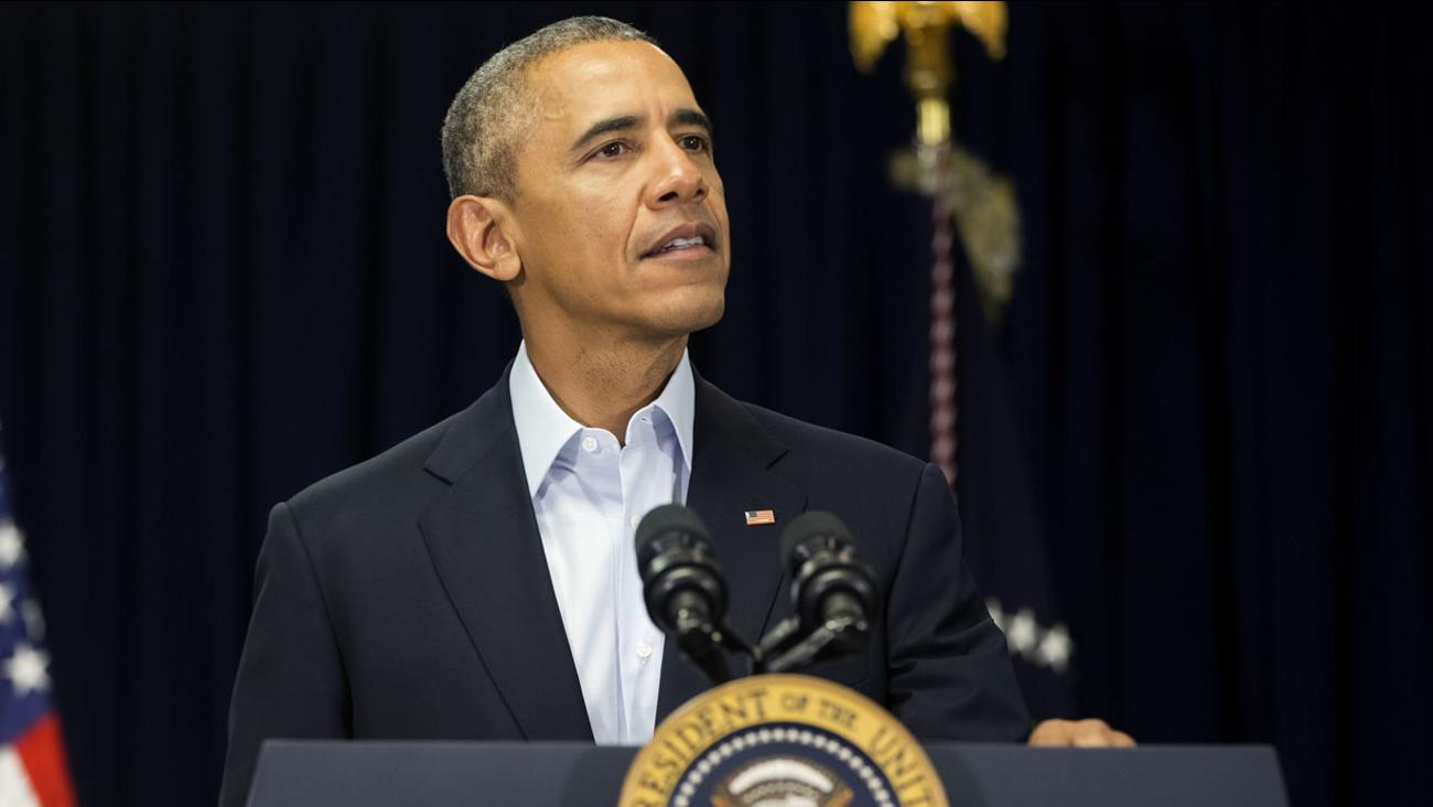 President Barack Obama, pictured in Rancho Mirage, Calif., on Saturday, Feb. 13, 2016.