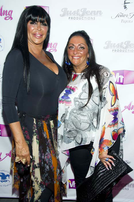 "<div class=""meta image-caption""><div class=""origin-logo origin-image none""><span>none</span></div><span class=""caption-text"">Angela Raiola, better know as Big Ang, and Janine Detore arrive to the premiere of her VH1 reality show ""Big Ang"" (Charles Sykes/Invision/AP)</span></div>"