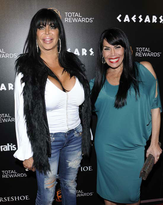 "<div class=""meta image-caption""><div class=""origin-logo origin-image none""><span>none</span></div><span class=""caption-text"">Television personalities Angela ""Big Ang"" Raiola, left, and Renee Graziano attend an event in New York (AP Photo/ Evan Agostini)</span></div>"