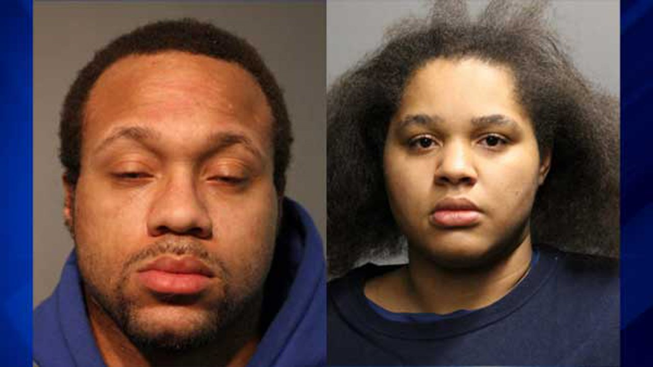 Alexander Robinson, 28, and Shatara Lehmann, 25, were charged in connection with a deadly beating in Chicago's West Ridge neighborhood.