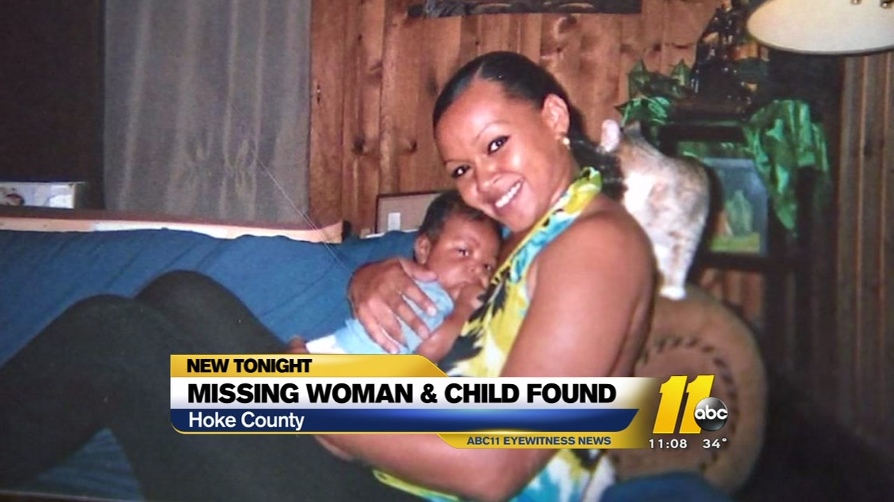 Lakiay Arevalo, 33, and her son Noah Rodriguez, 3, were found safe.