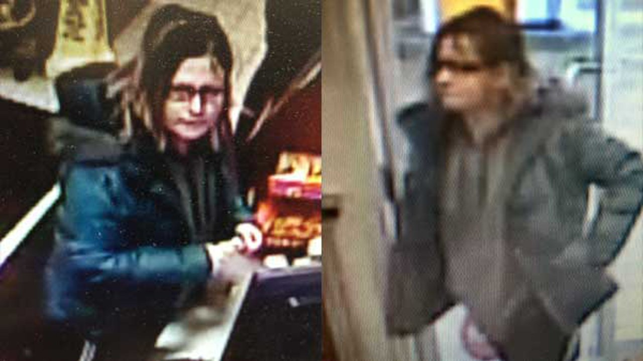 Police are asking for the public's help to identify a woman who died after dousing herself with gasoline and setting herself ablaze at a gas station in north suburban Buffalo Grove.