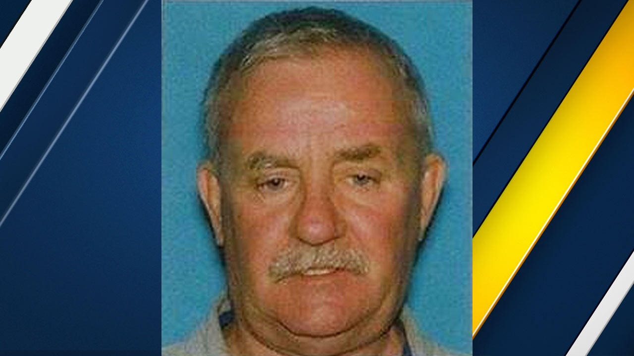 Craig Wilson, 64, is shown in a missing person's bulletin from the Los Angeles County Sheriff's Department.