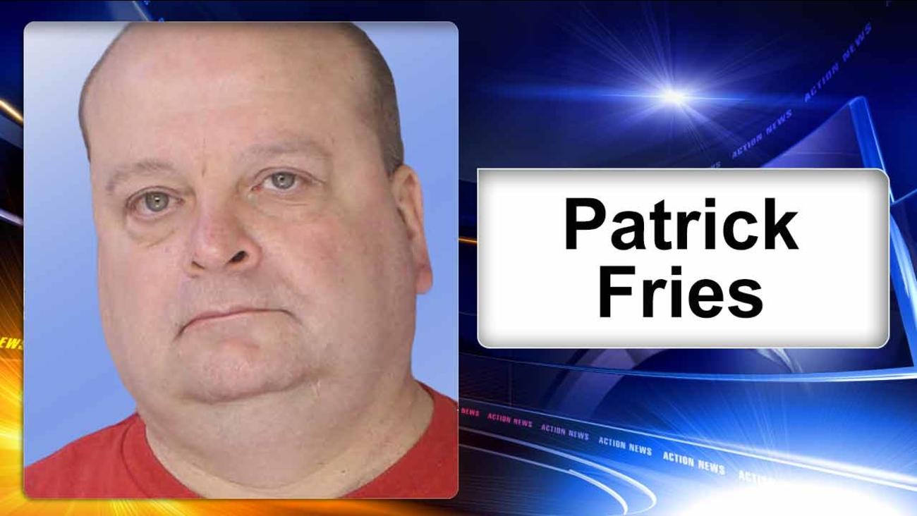 Patrick Fries
