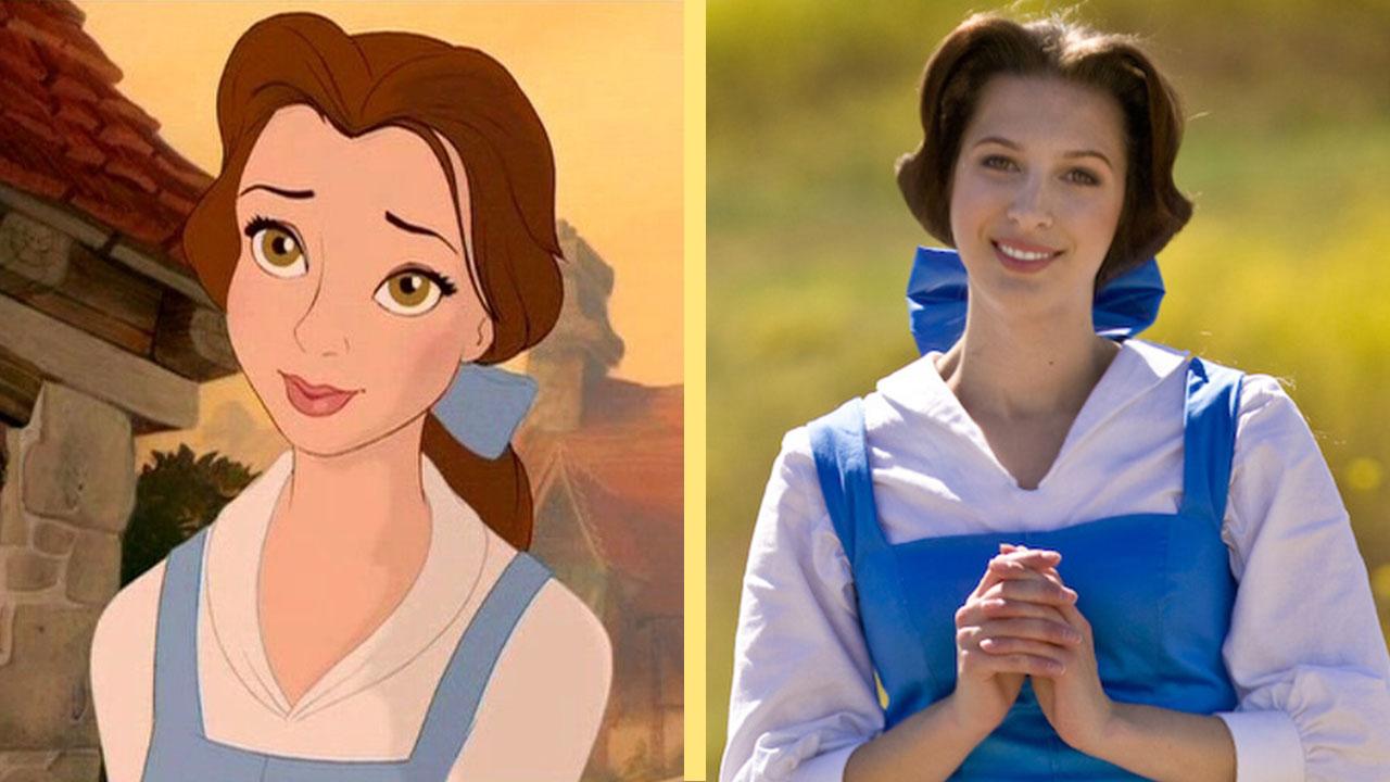 Beautiful Disney Princess Cosplays That Are Spot On Abc7 San